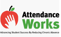 Attendance Works Logo tips on how to reduce absences