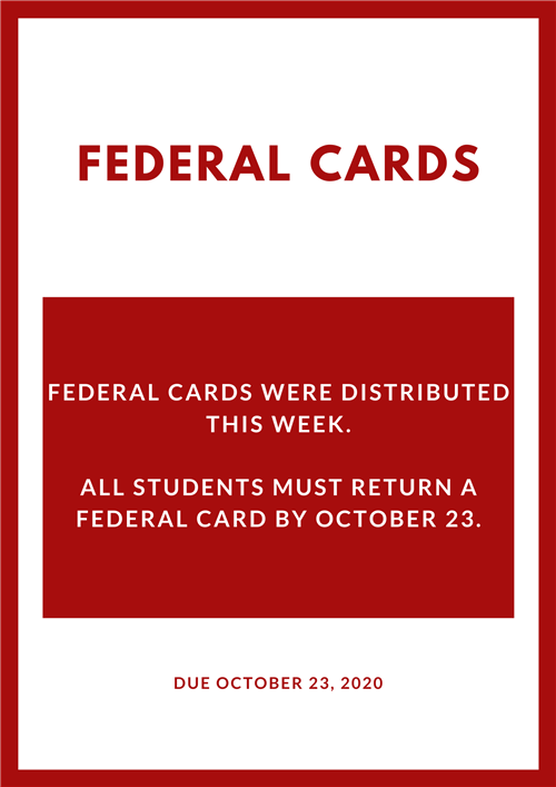 Federal Cards